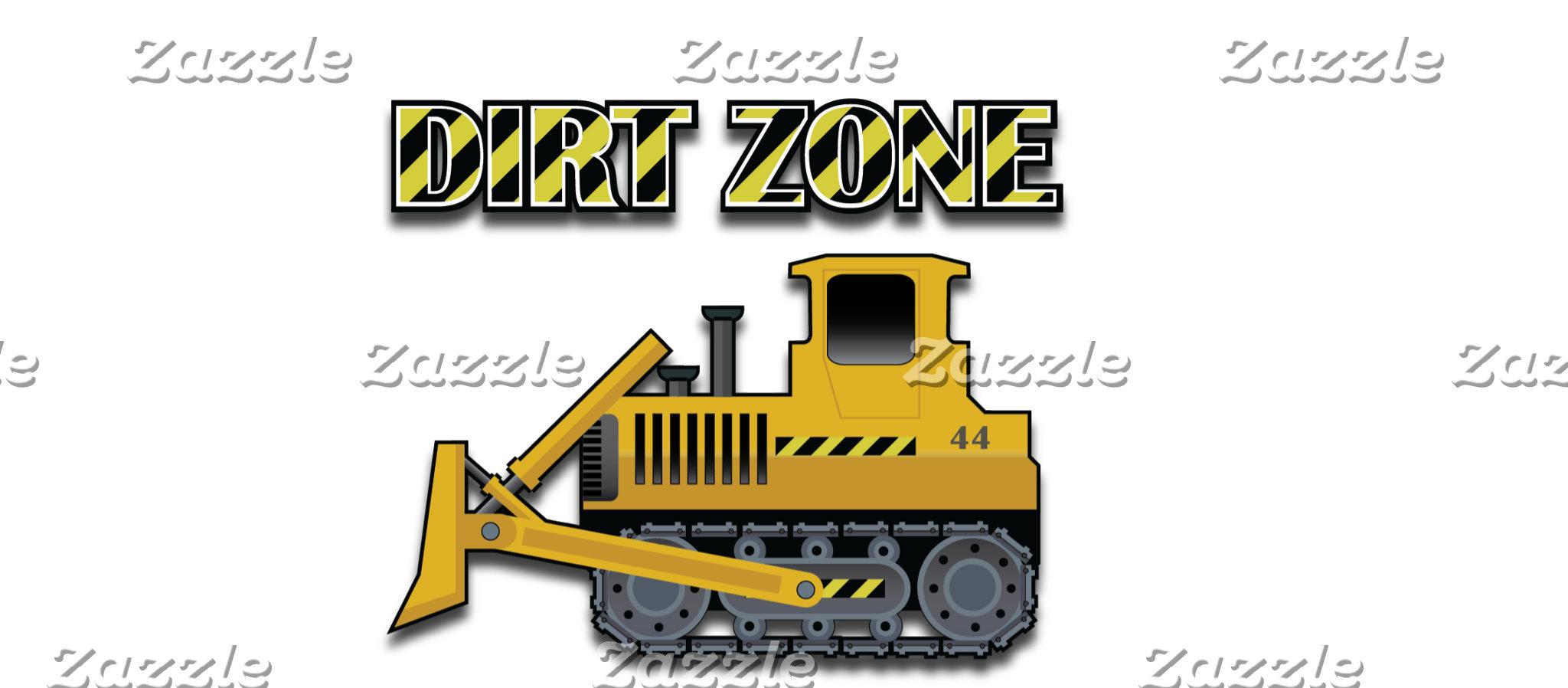 Dirt Zone (Bulldozer)