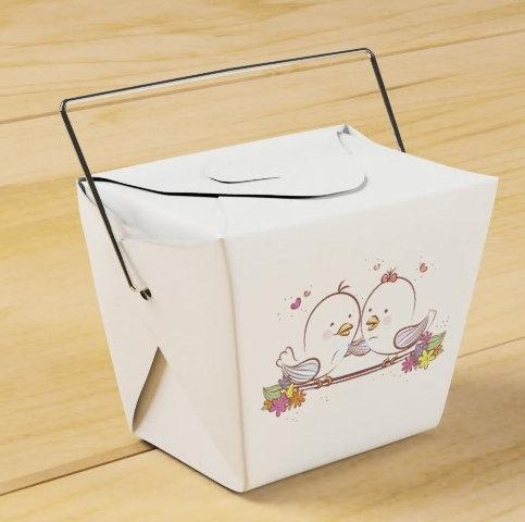 FAVOR BOXES / BAGS