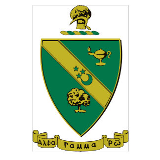 Alpha Gamma Rho Official Coat of Arms