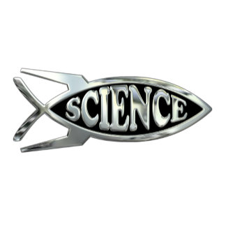 Rocket Science Evolve Fish