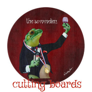 Cutting Boards & Aprons