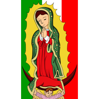 DÍa de Nuestra Senora de Guadalupe