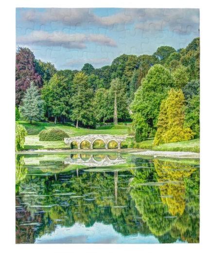 Stourhead Gardens UK