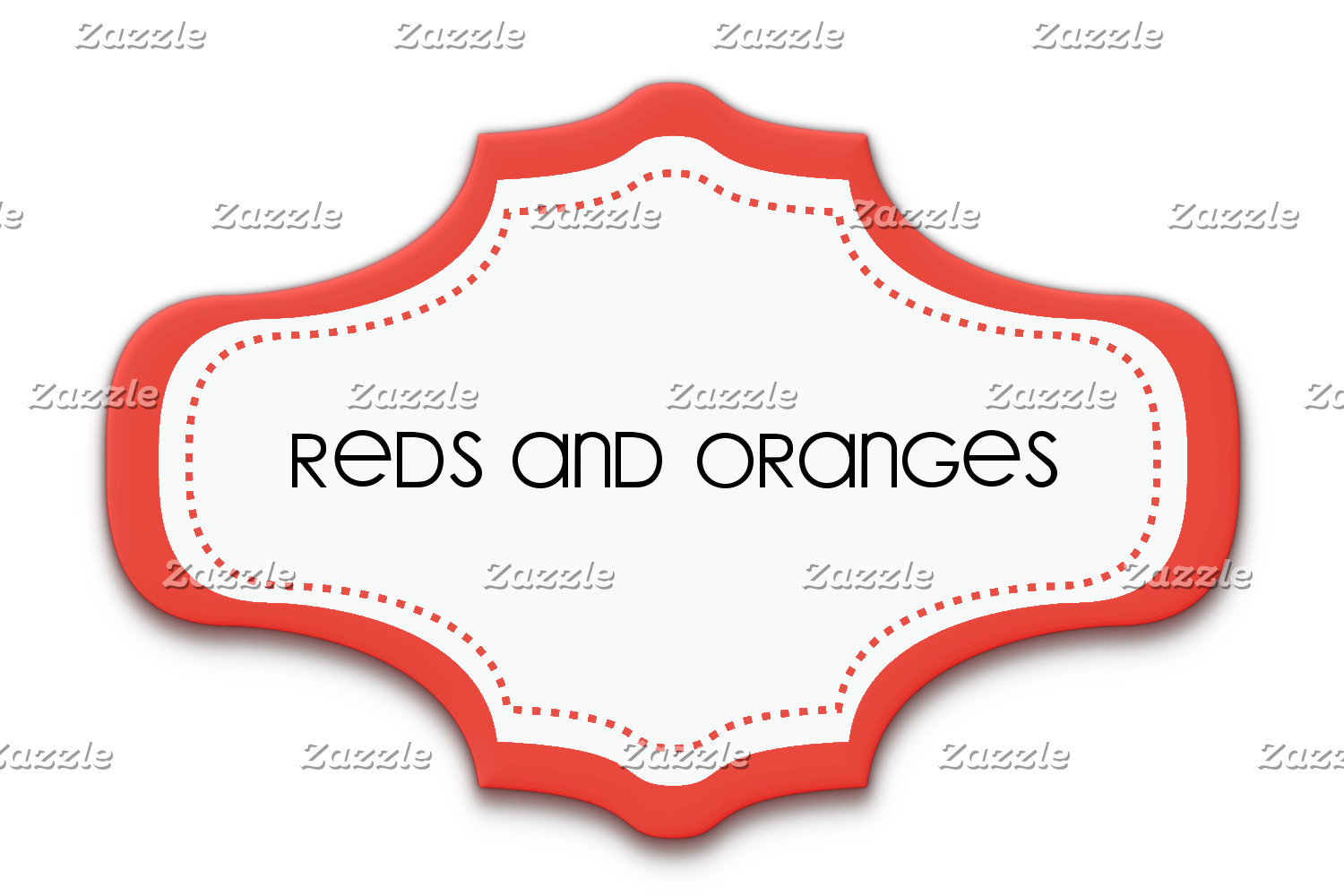 Reds and Oranges