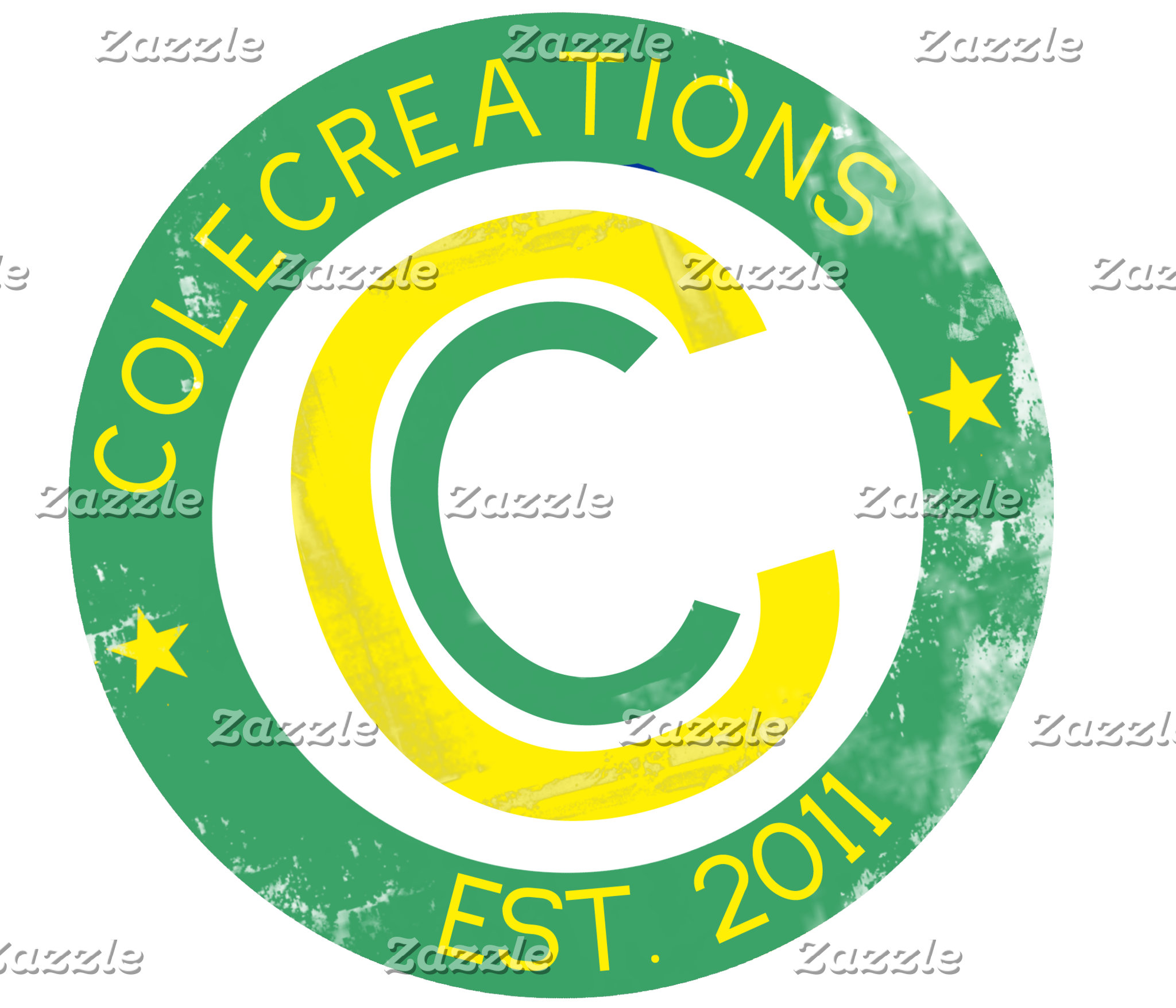Colecreations Established Tees
