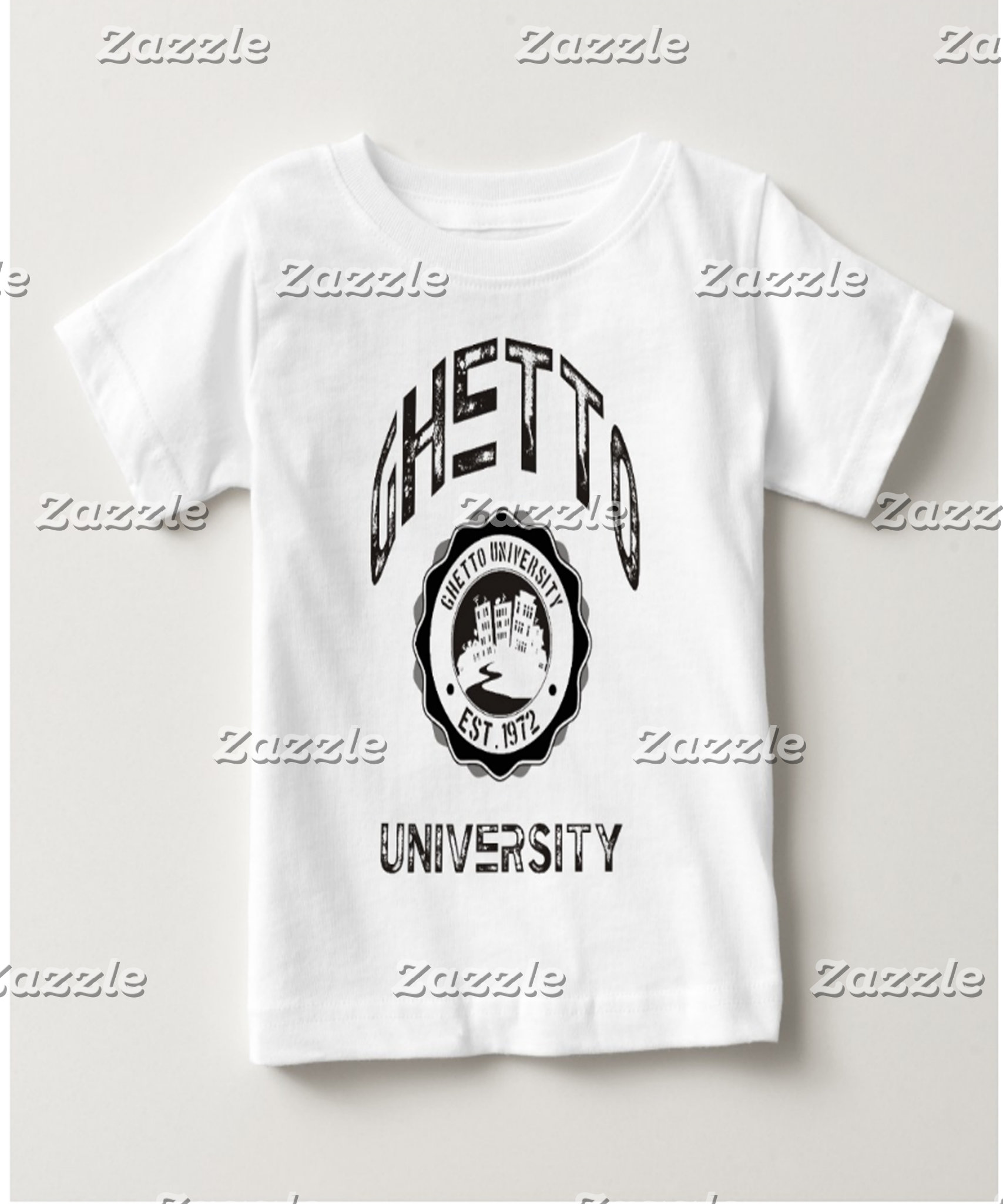 Ghetto University Logo