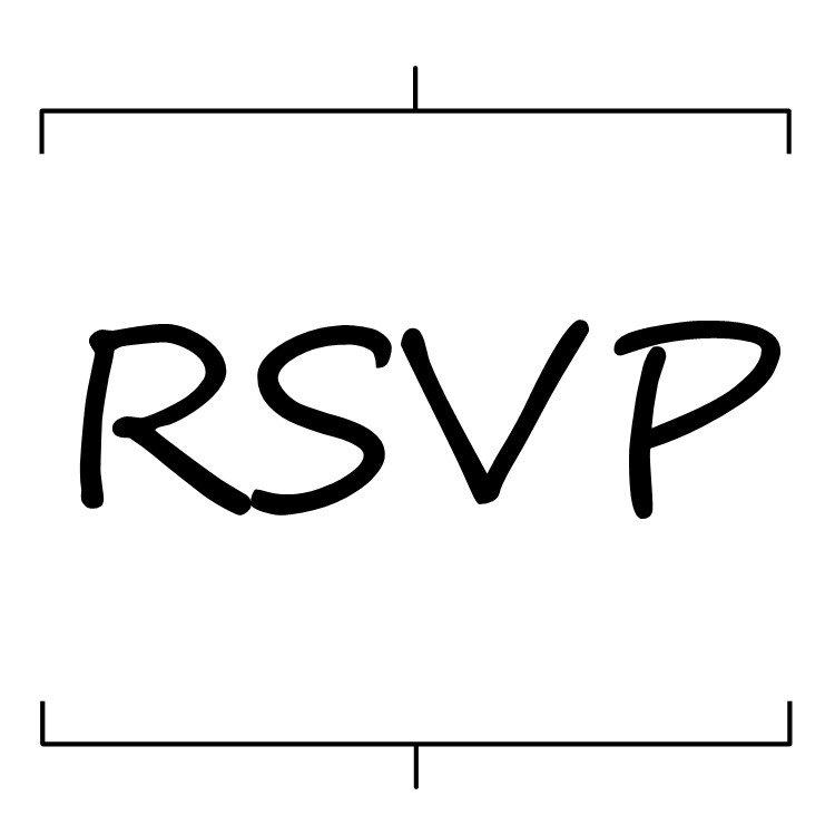R.S.V.P Cards