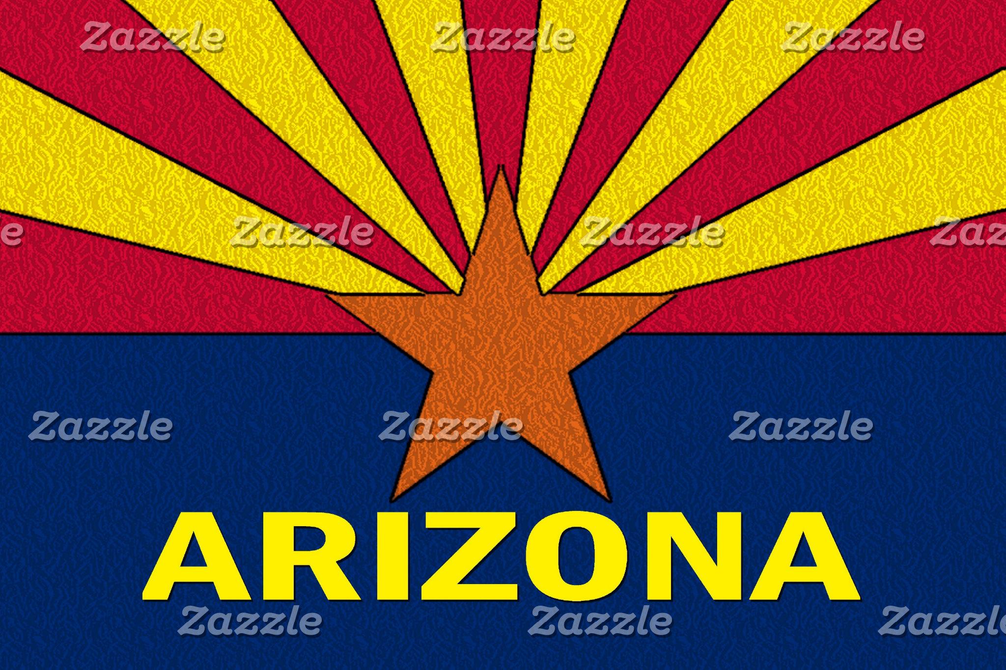 ARIZONA-THE GRAND CANYON STATE