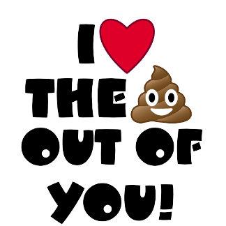 Love You Poo