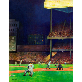 Under The Lights by John Falter