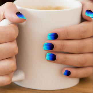 Custom Minx Nails