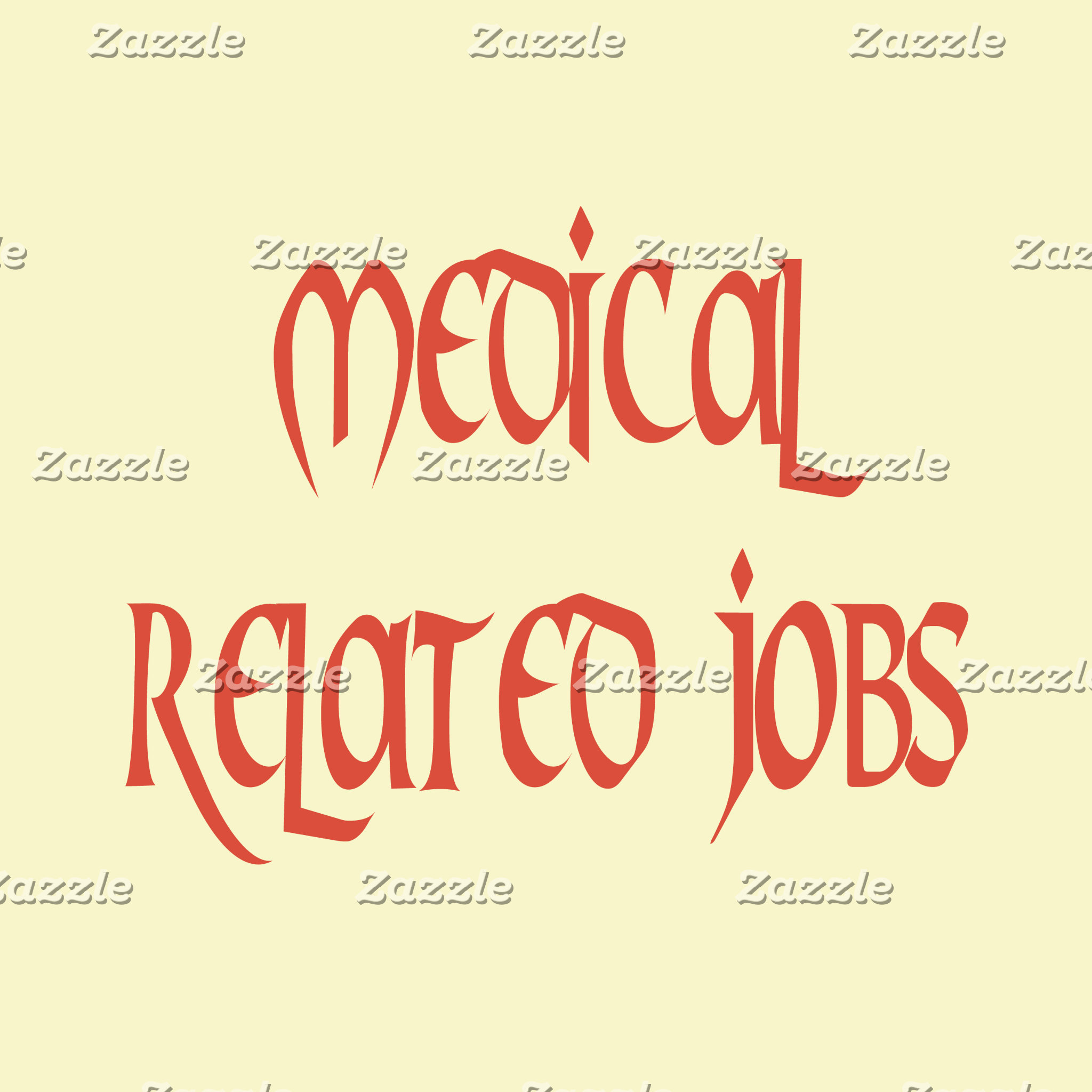Medical Related Jobs