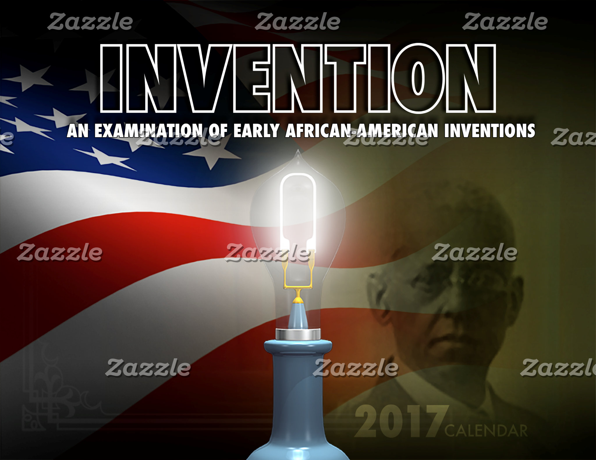 African-American Inventions Calendar