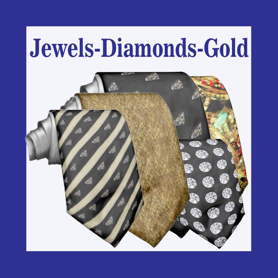 Jewels - Diamonds -Gold