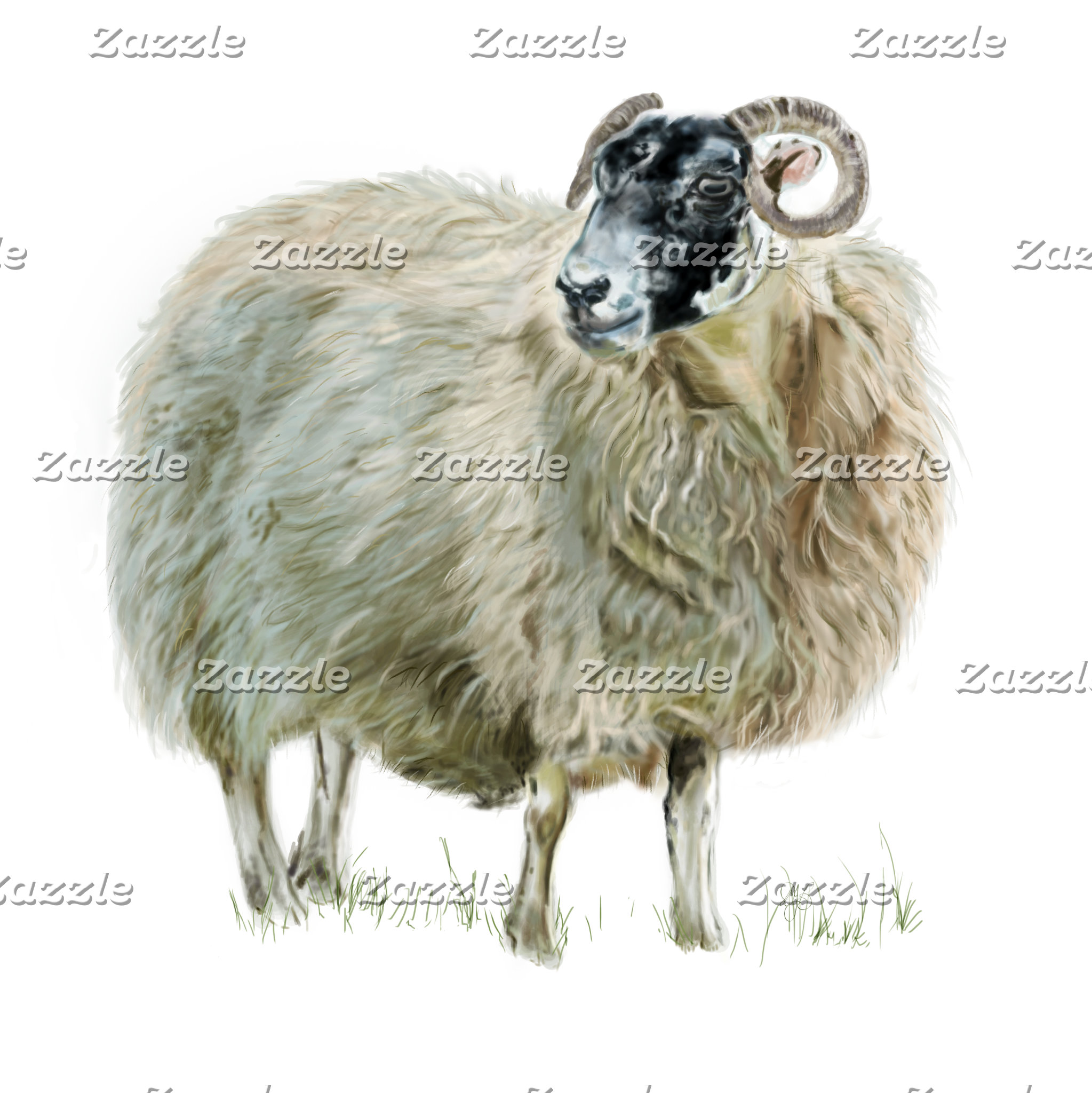 Wise Mother Sheep