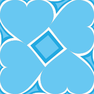 Hearts Tile Pattern