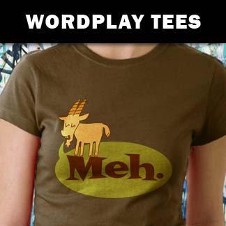 Wordplay Shirts
