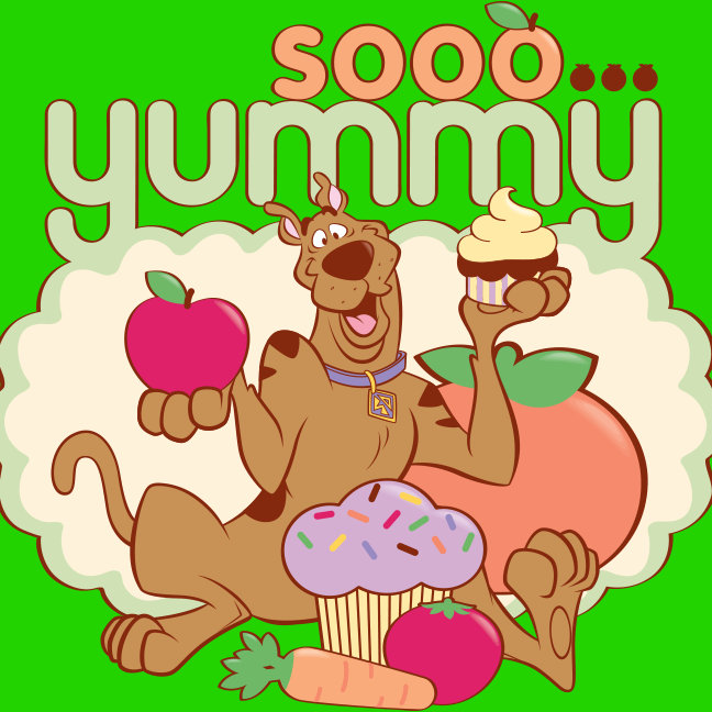 Scooby Doo So Yummy Collection