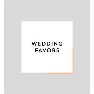 Wedding Favors