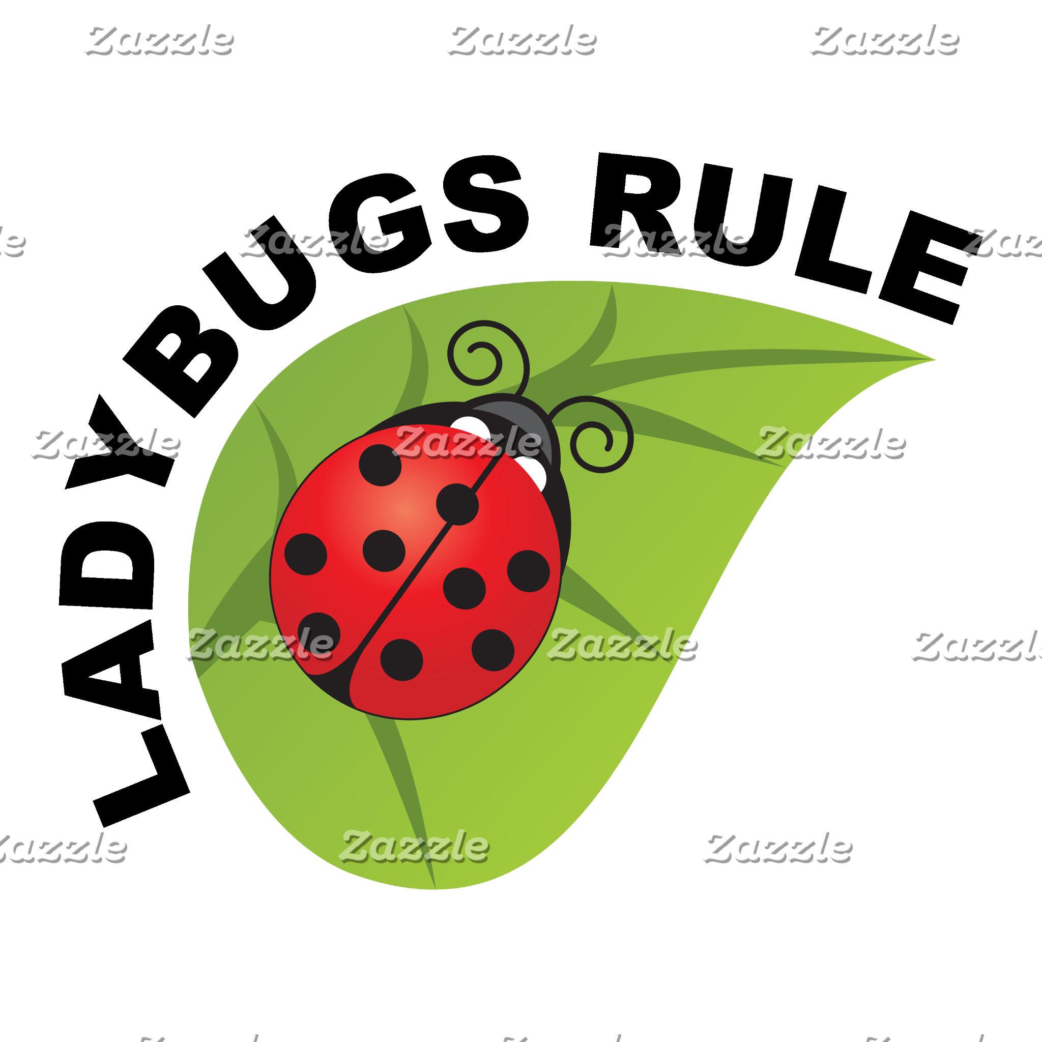 Lucky Ladybugs