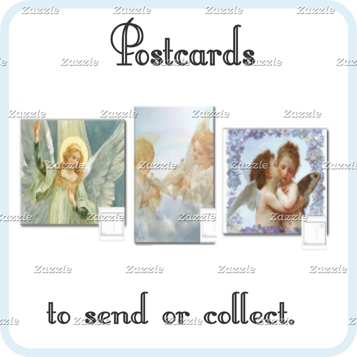 ❤  Postcards