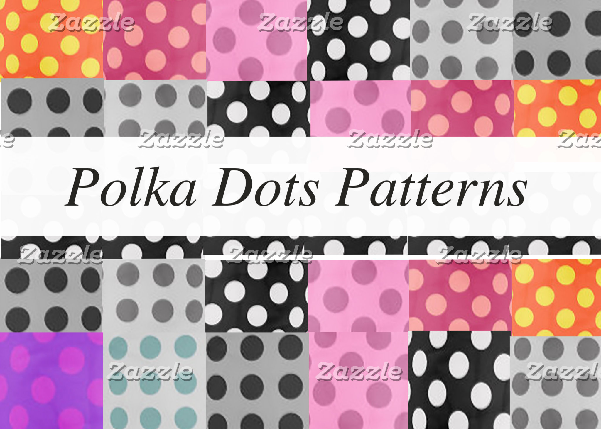 Polka Dots Patterns