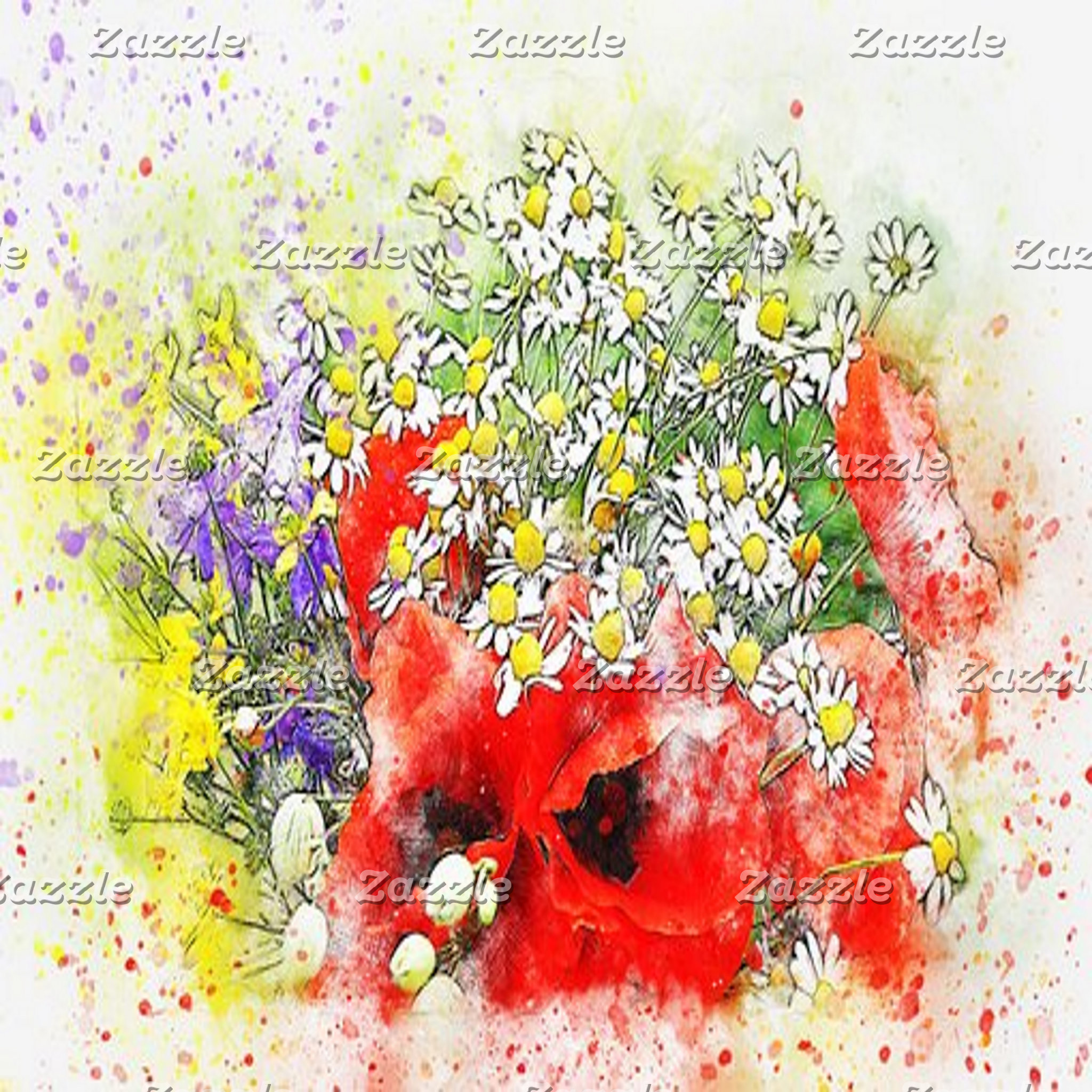 Abstract Art - Bouquets