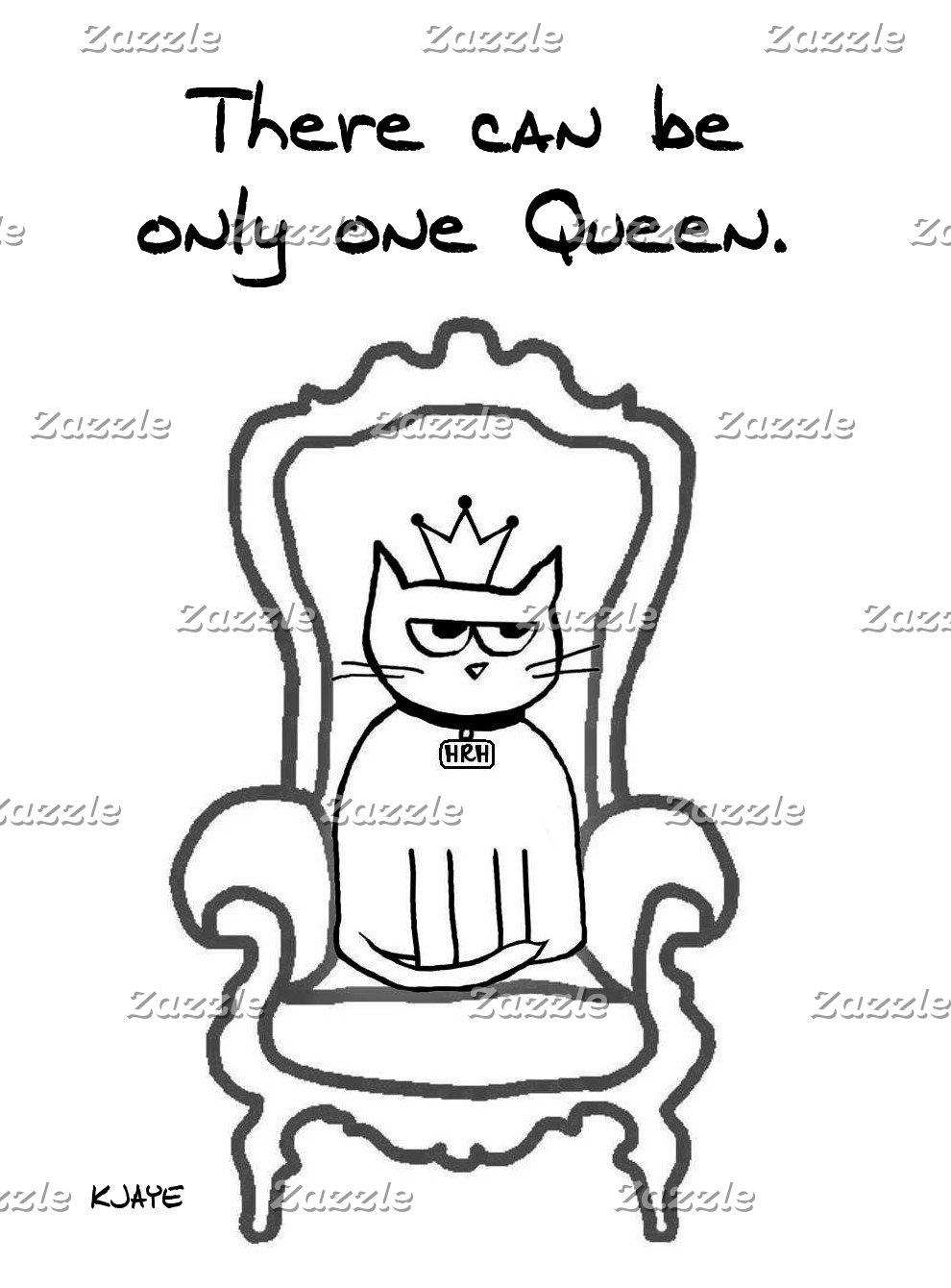 Queen Cats