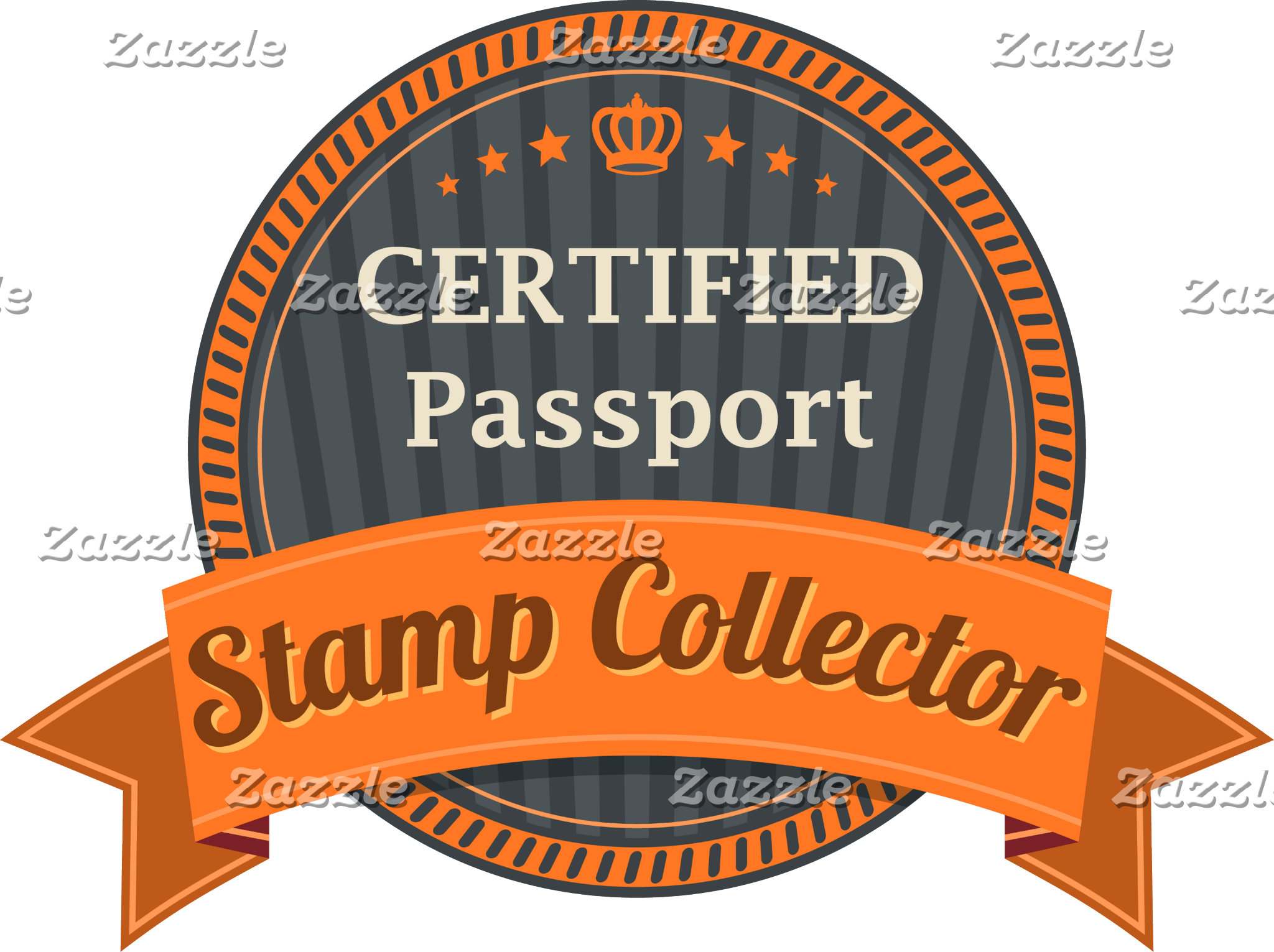 Passport Stamp Collector