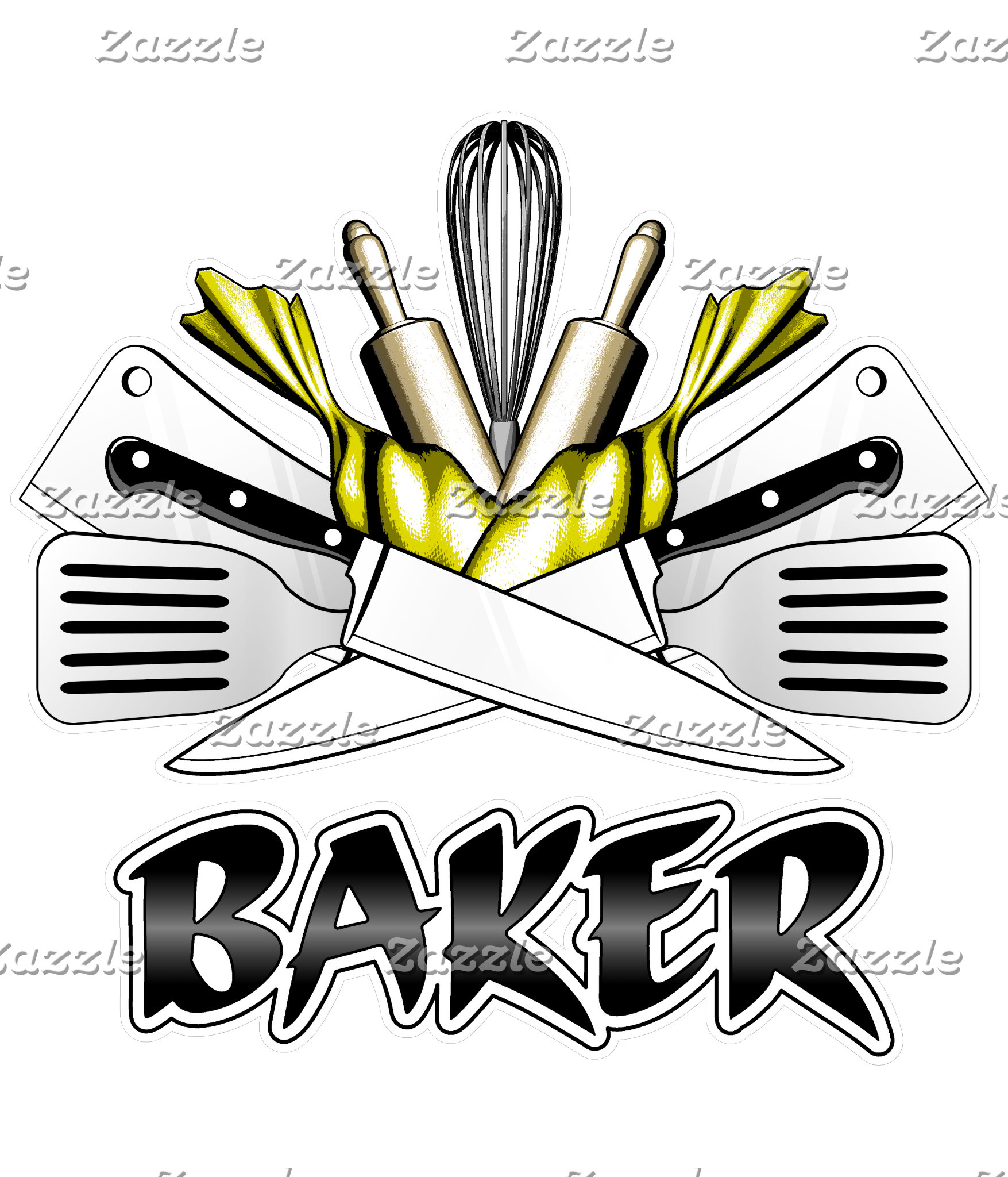 Baker: Cooking Utensils