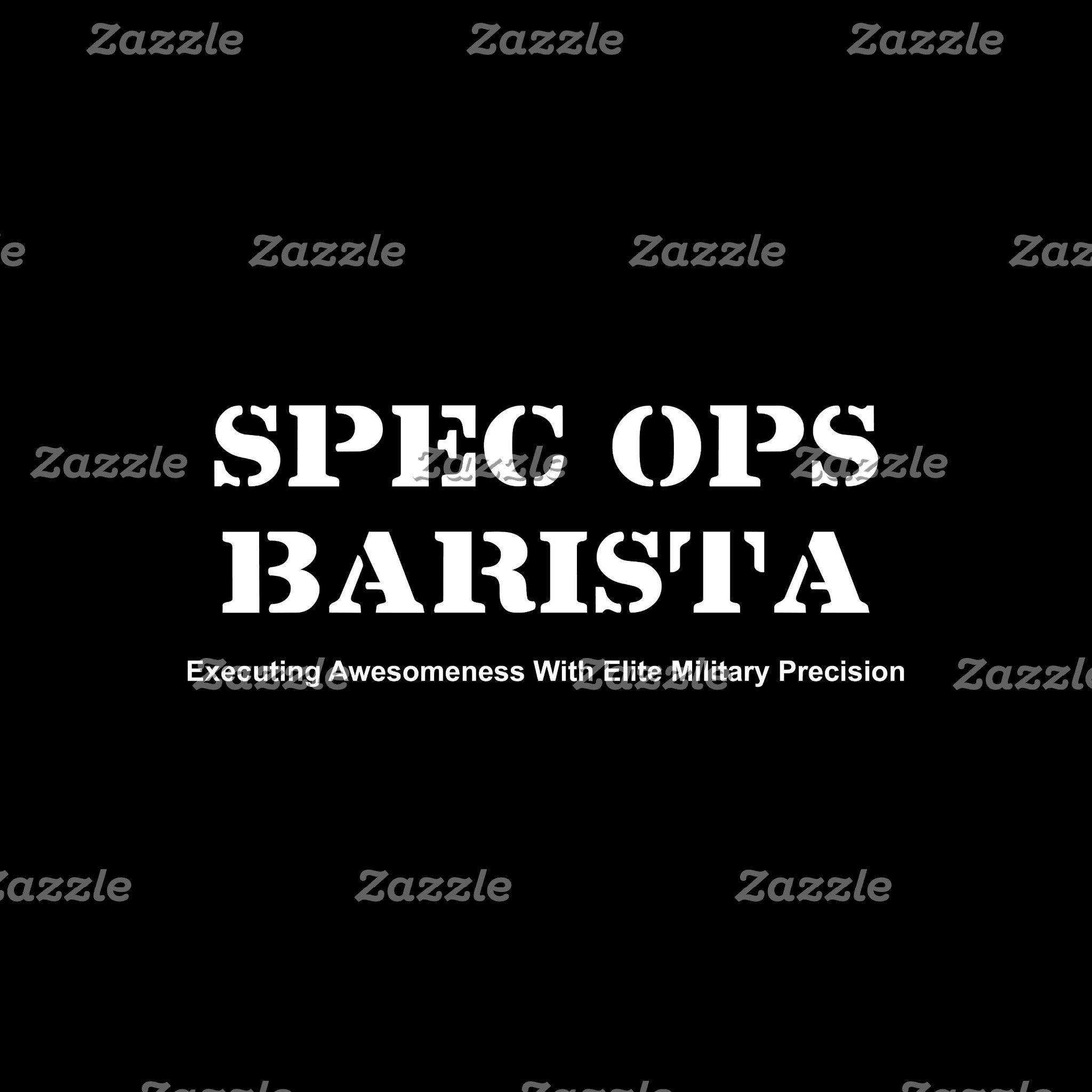 Spec Ops Barista