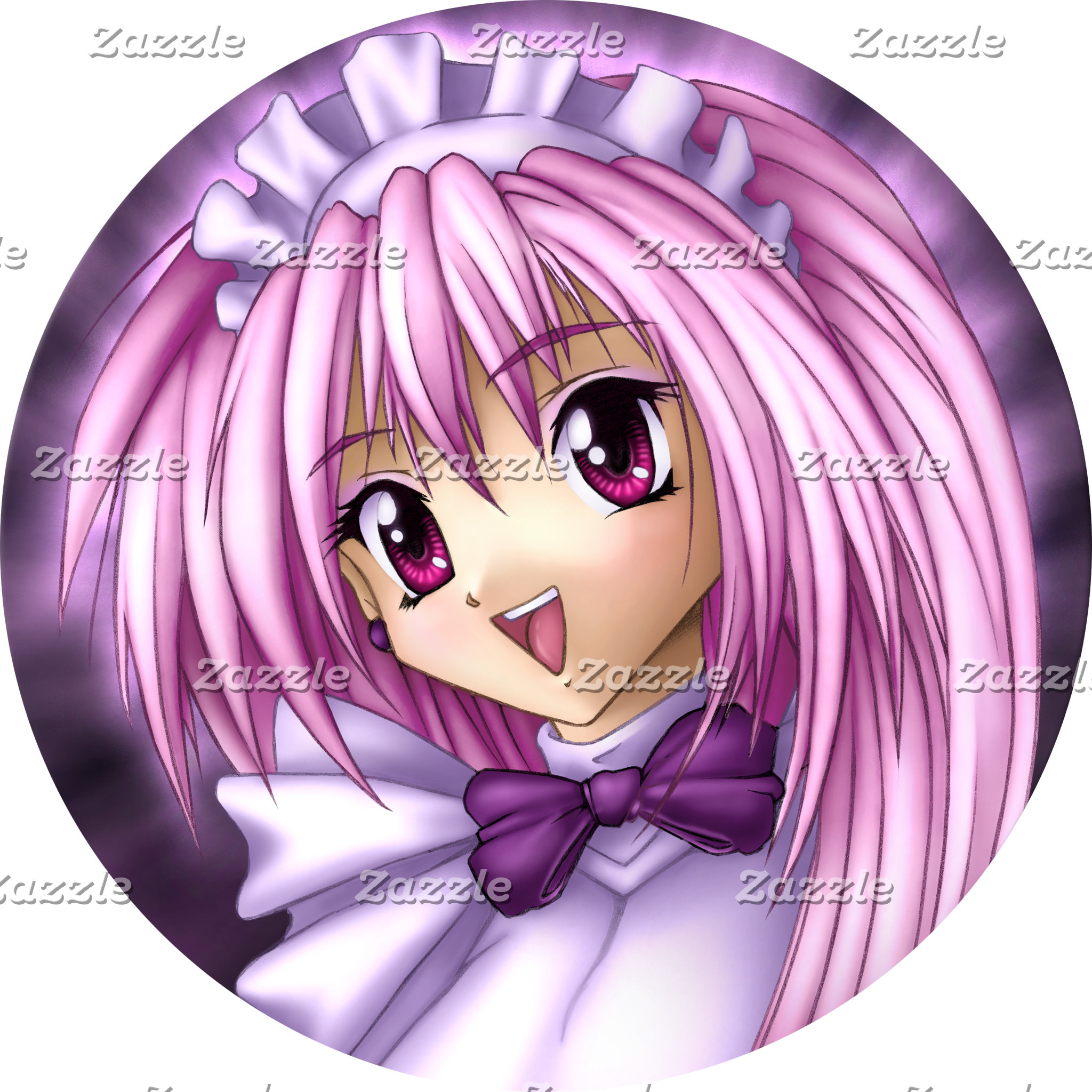 Cute Anime Maid