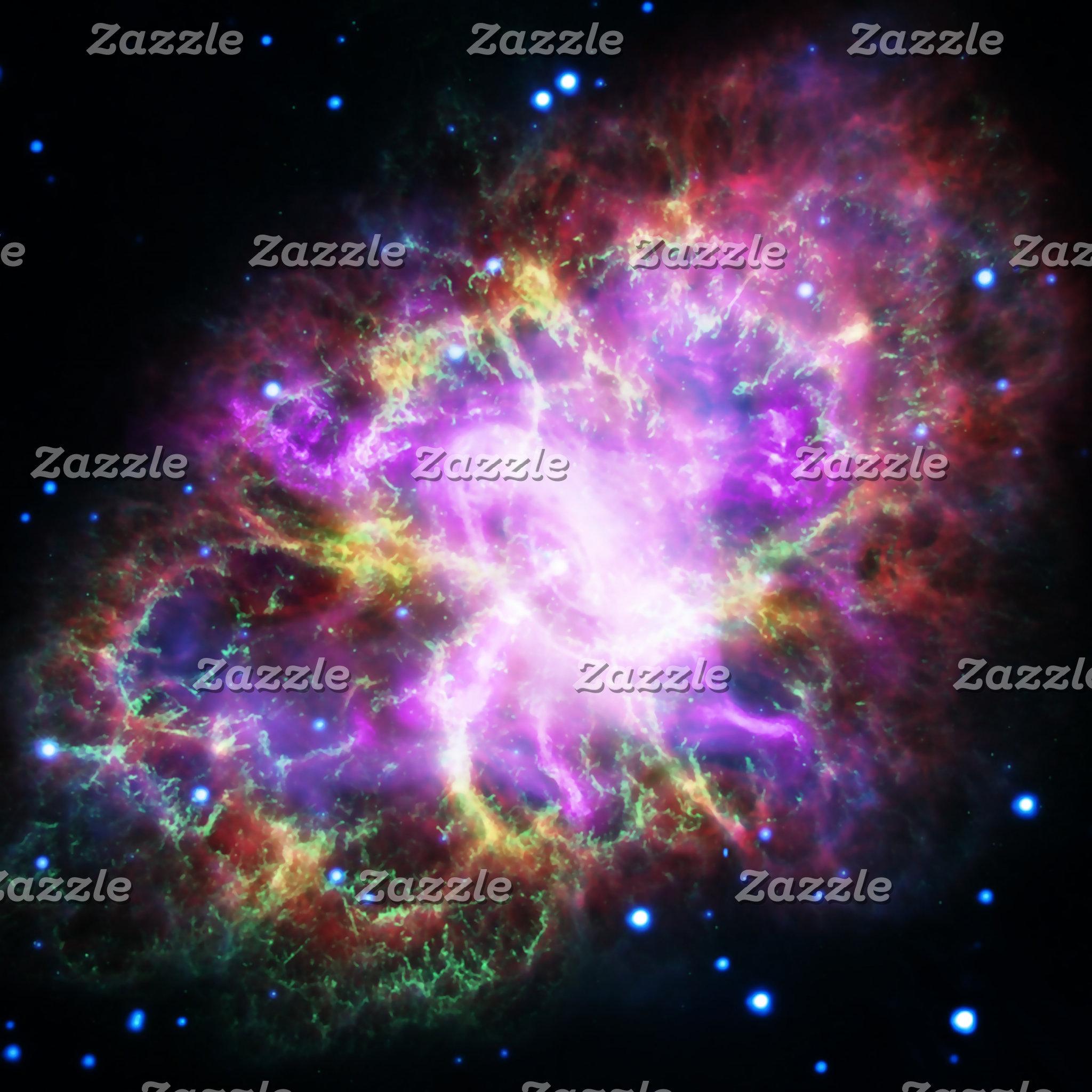 1 Crab Nebula and Chandra