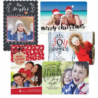 CHRISTMAS     CARDS FLAT
