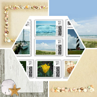 Stamps, Stationery, Paper Products