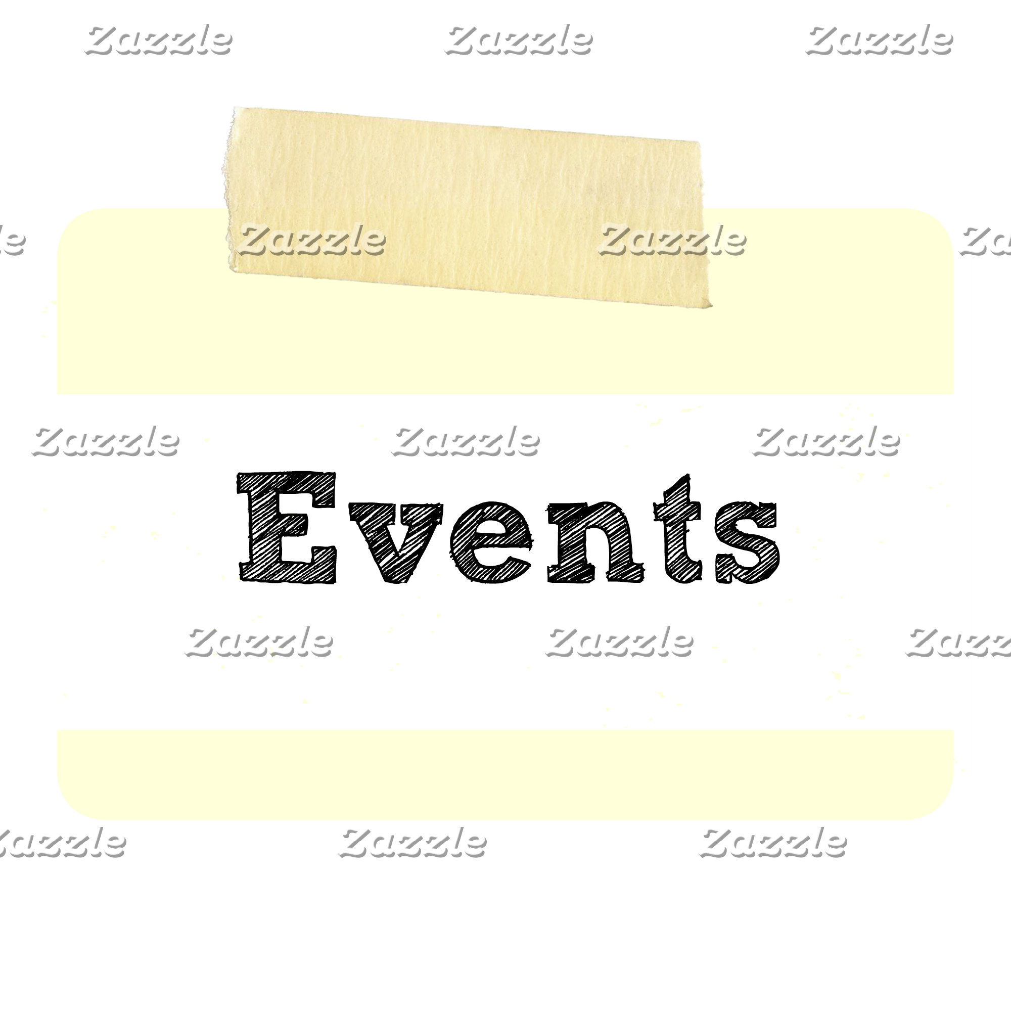 EVENTS and OCCASIONS