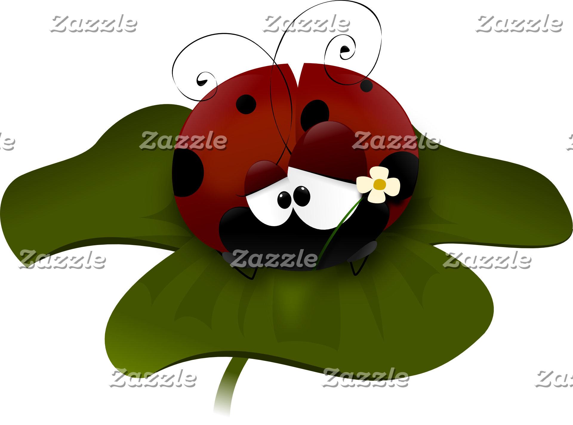 Cartoon Bugs