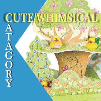 Cute, Whimsical