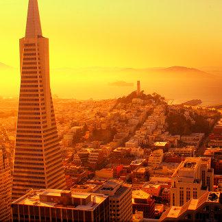 Downtown San Francisco, CA