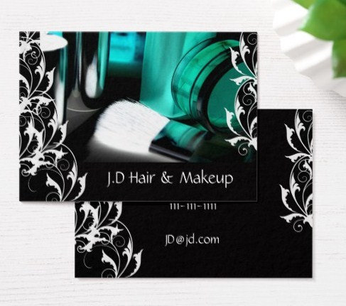 Beauty Business Cards