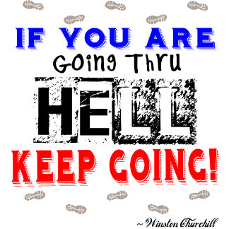 Going Through Hell