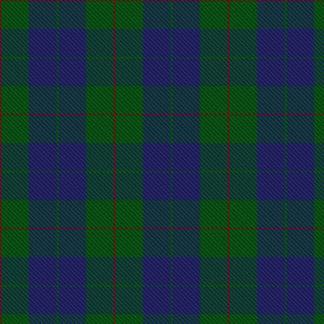 Barclay Clan Plaid