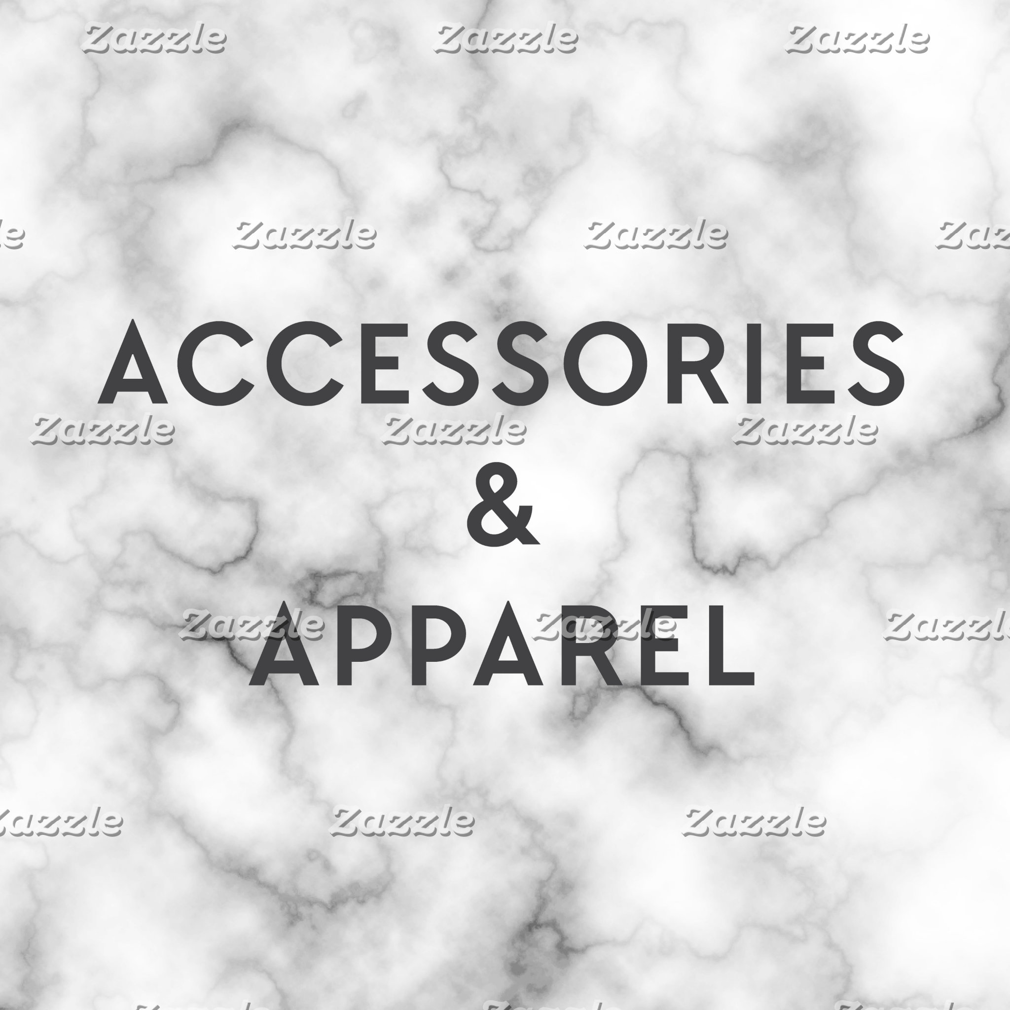Accessories and Apparel