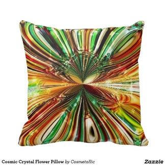 Cosmic Crystal Flower
