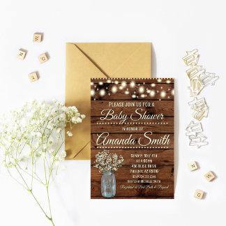 Baby Shower Invitations