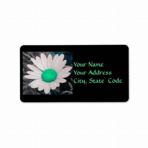 Address labels, Stationery