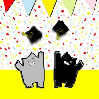 CAT MASCOTS