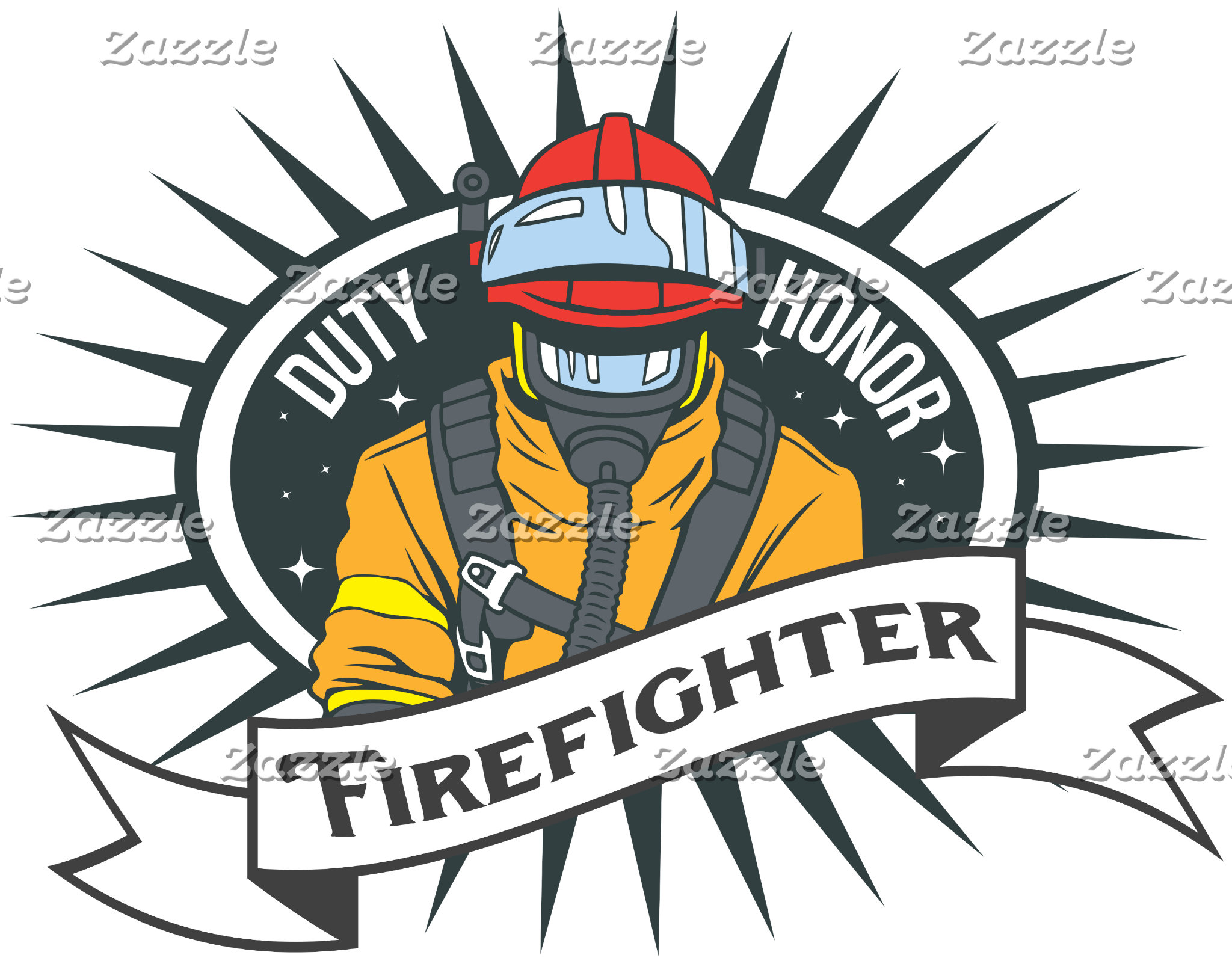Firefighting Duty and Honor