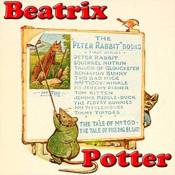 Beatrix Potter ➽