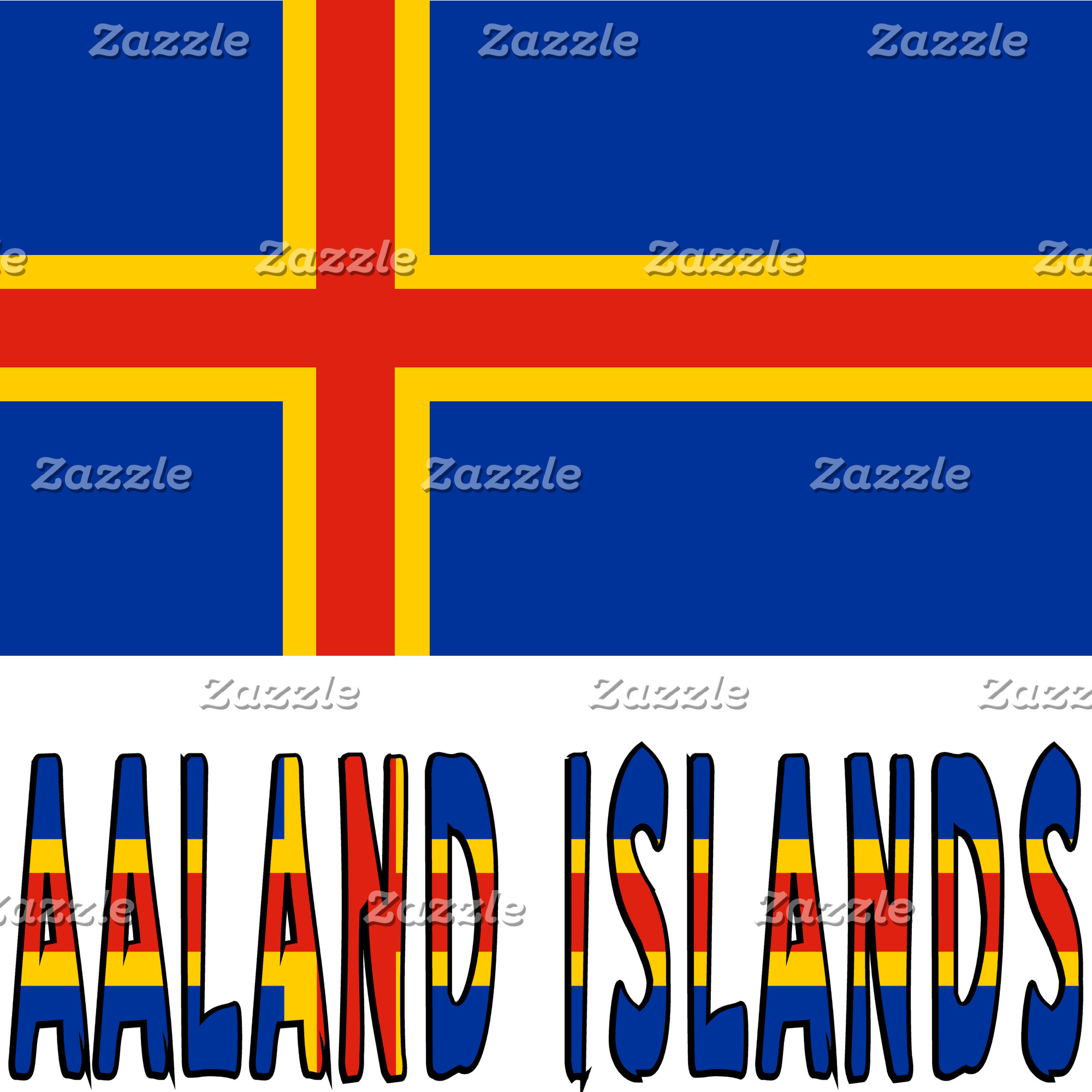 Aland Islands or Aaland Islands